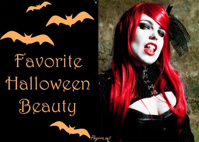 Favorite Halloween Beauty