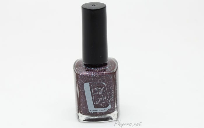 Literary Lacquers Rebecca, Always Rebecca Swatches Review