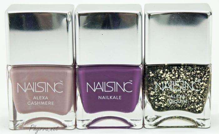 Nails Inc Alexa Chung And Nailkale Nail Polish