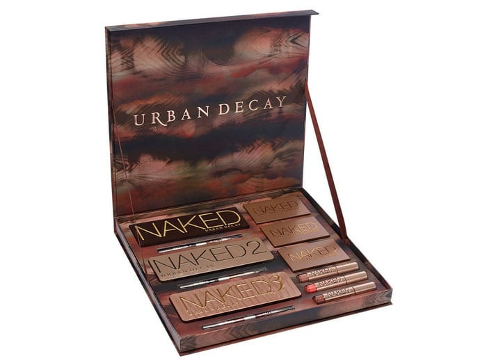 The Ultimate Urban Decay Naked Vault