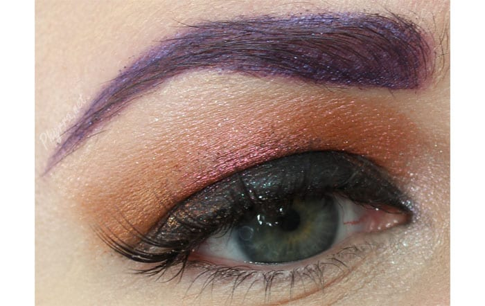 Easy Demoness Look featuring Sugarpill and Inglot