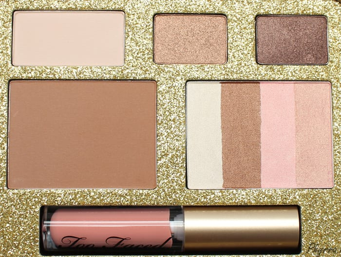Too Faced Best Wishes and Sweet Kisses Review