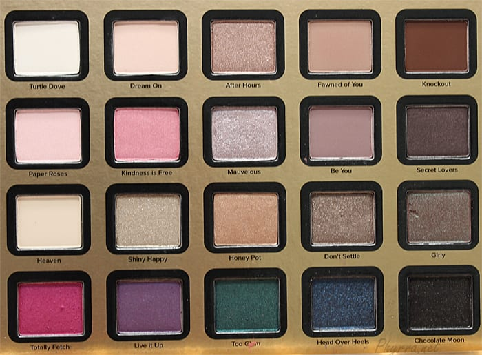 Too Faced Everything Nice Set Review