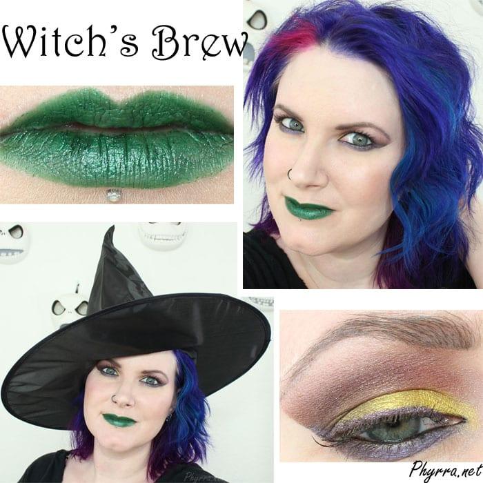 Halloween Witchs Brew Tutorial