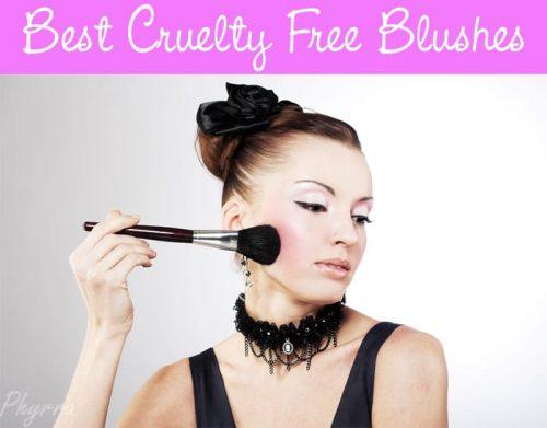 Best Cruelty Free Blushes
