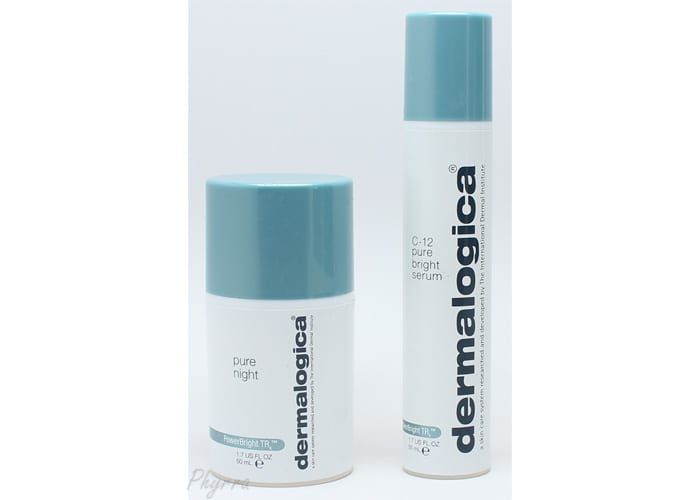Dermalogica Pure Night and C-15 Pure Bright Serum Review