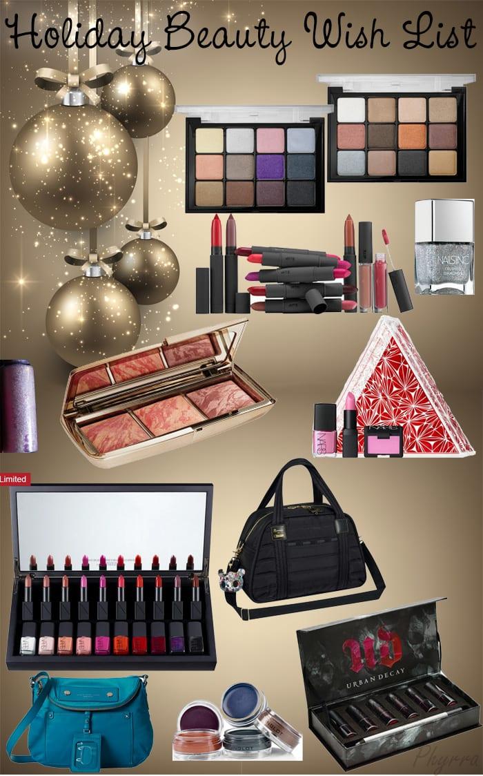 Makeup Wars Beauty Wish List