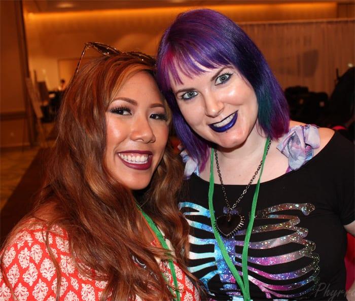 With Ren from Makeup By Ren Ren