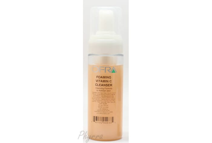Ofra Foaming Cleanser with Vitamin C Review