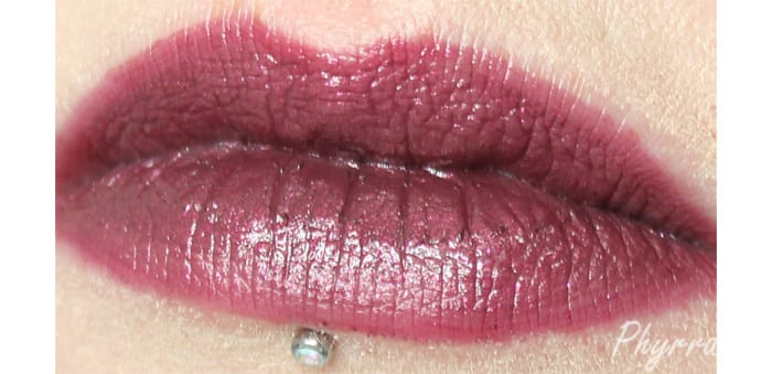 Performance Colors After Hours Lip Swatch - www.Phyrra.net