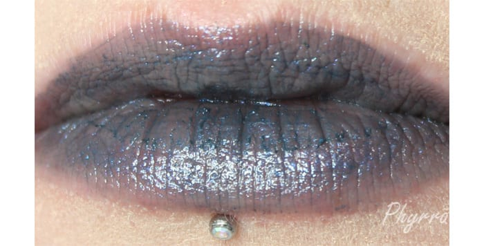 Performance Colors Committed Lip Swatch - www.Phyrra.net