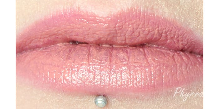 Performance Colors Honey Tree Lip Swatch - www.Phyrra.net