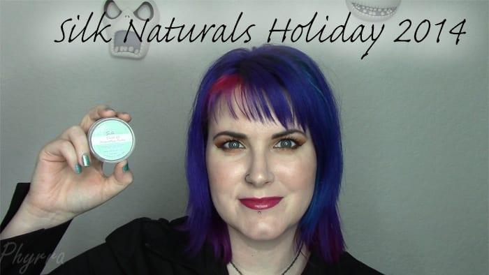 Silk Naturals Holiday 2014