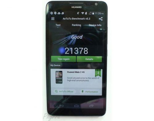 Huawei Ascend Mate 2 Smart Phone