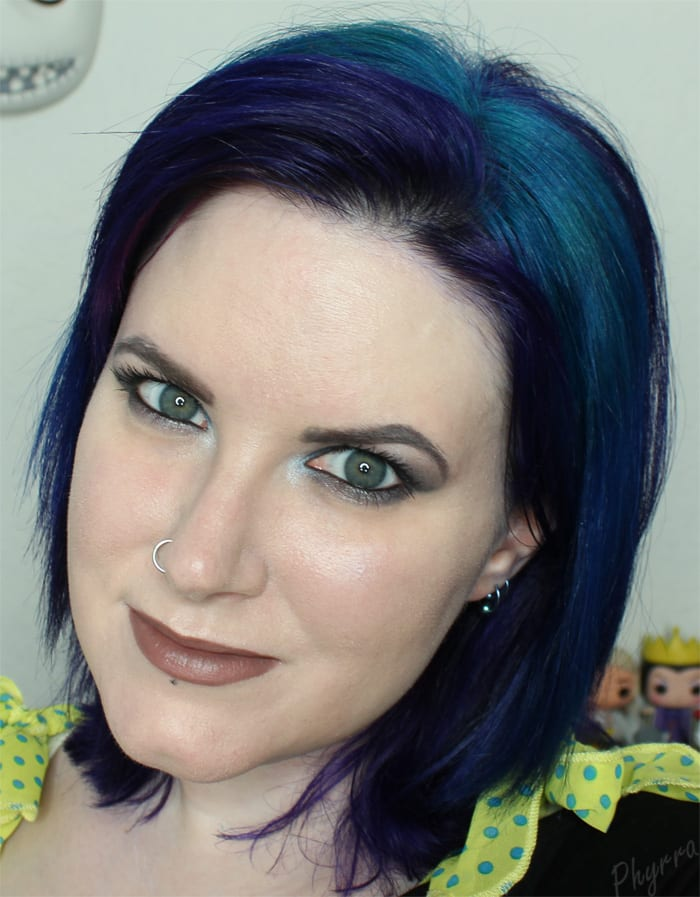 Wearing OCC Makeup Colour Pencil in Sebastian