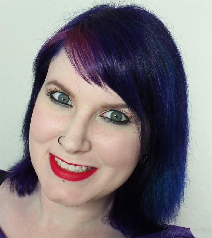 Makeup Geek Foiled Holiday Tutorial