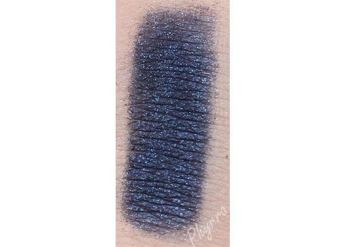 Life's Entropy Black Hole swatch review