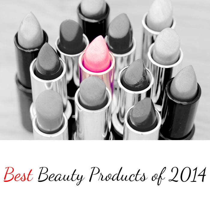 Best Ten Beauty Products of 2014