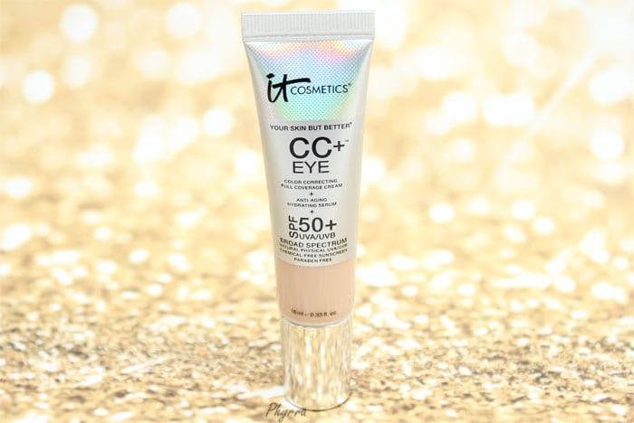 CC+ Eye Color Correcting Full Coverage Cream