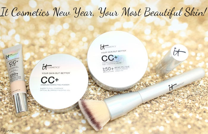 It Cosmetics New Year, Your Most Beautiful Skin!
