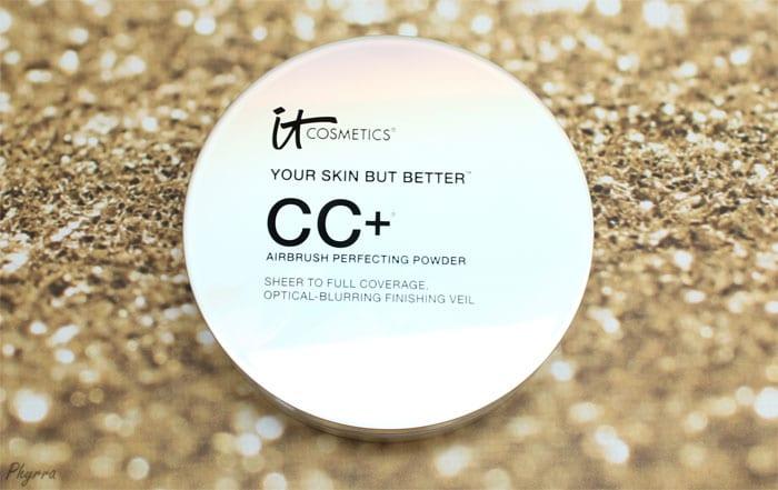 It Cosmetics CC+ Airbrush Perfecting Powder in Fair