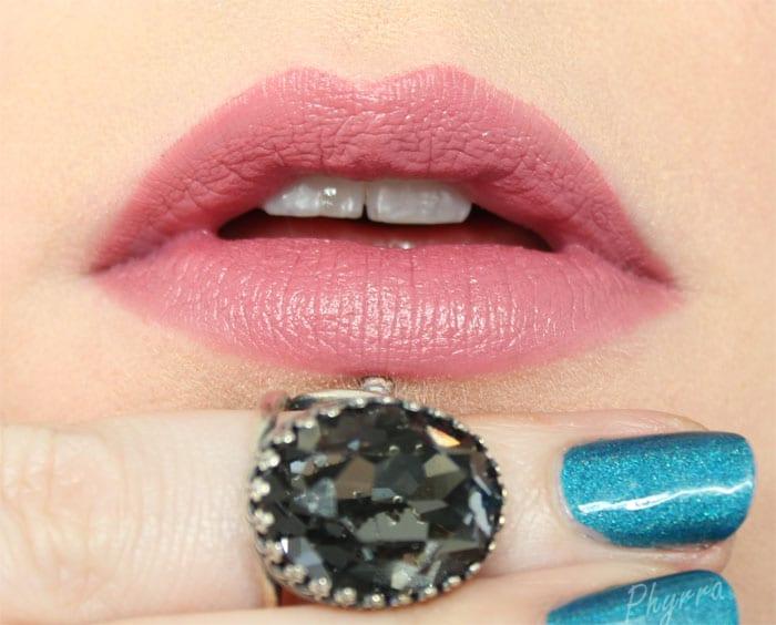 Wearing Life's Entropy Supernova Lipstick