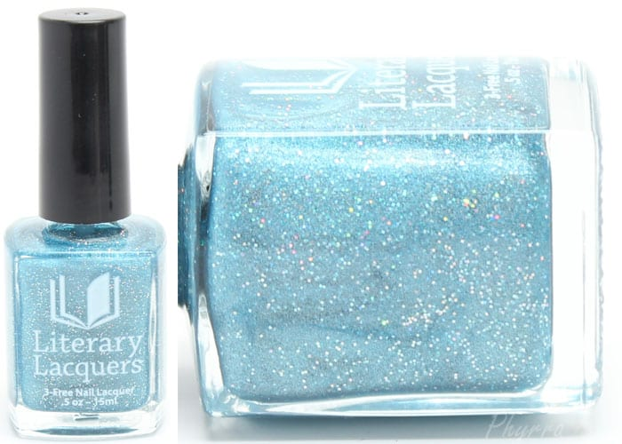 Literary Lacquers Always Winter Never Christmas
