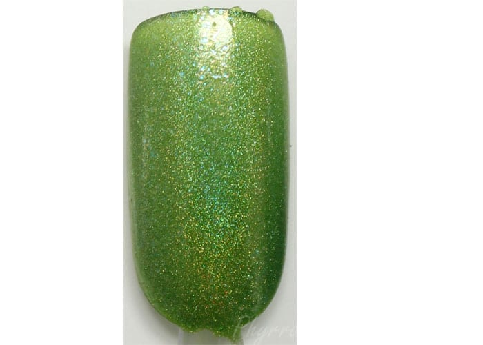 Literary Lacquers Grasshopper with Cotton Candy Hair