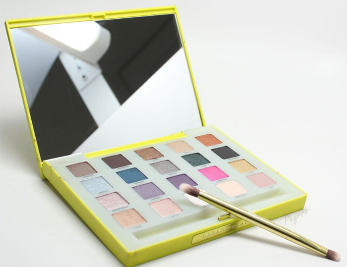 Urban Decay Vice LTD Palette Review Swatches Video