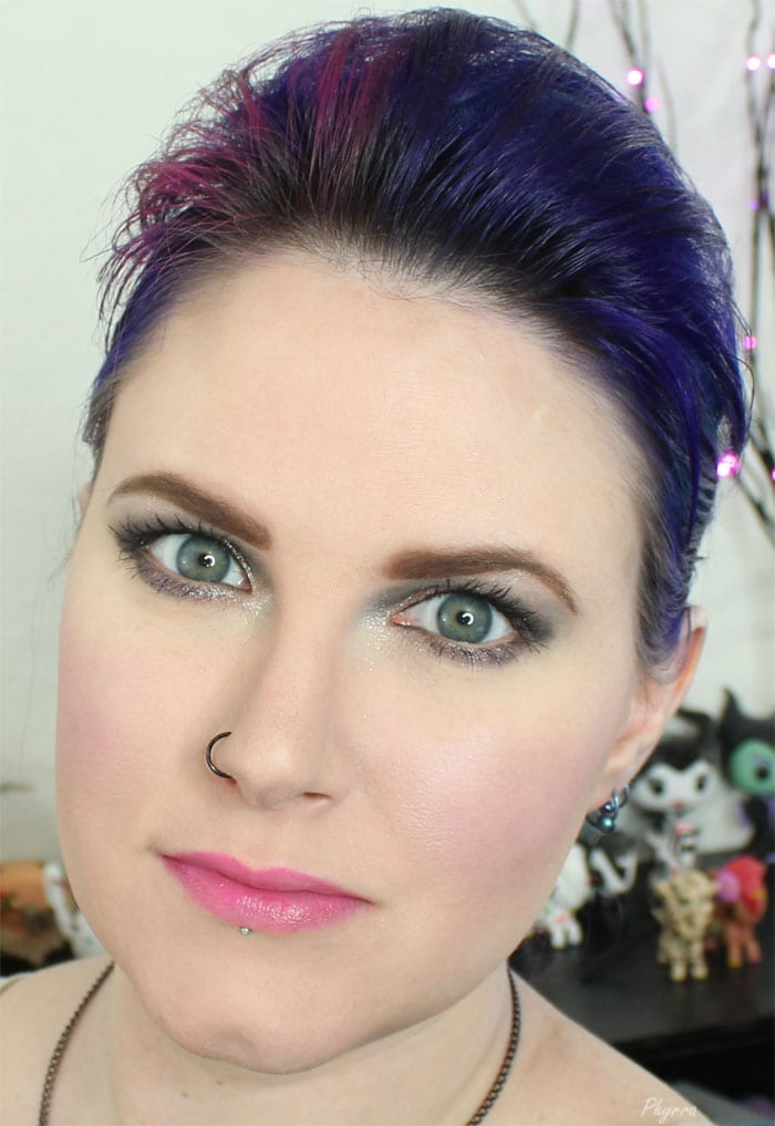 Urban Decay Sheer Revolution Lipstick in Anarchy