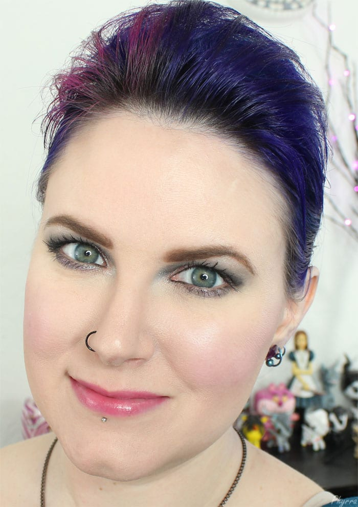 Urban Decay Sheer Revolution Lipstick in Sheer Ladyflower