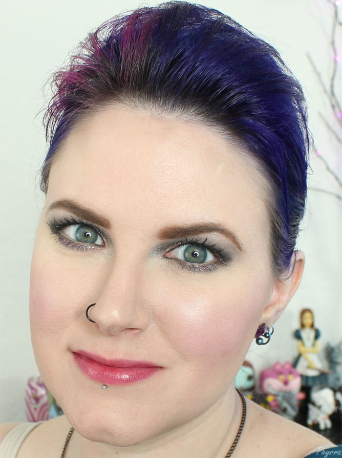 Urban Decay Sheer Revolution Lipstick in Sheer Shame