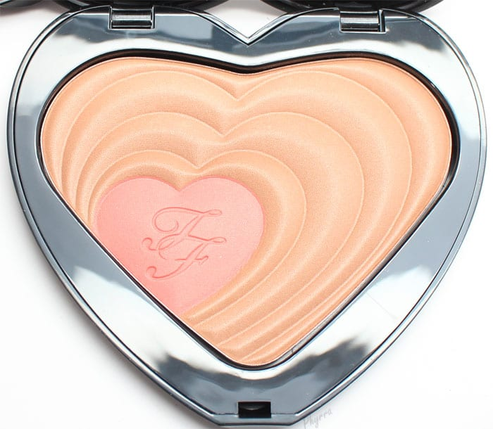 Too Faced Blushing Bronzer in Carrie & Big