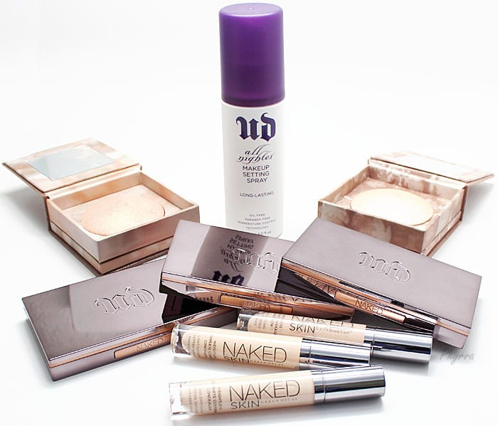 Urban Decay Naked Complexion Family