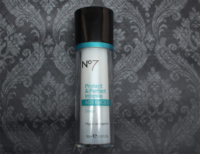Boots No7 Protect & Perfect Intense ADVANCED Serum #spon