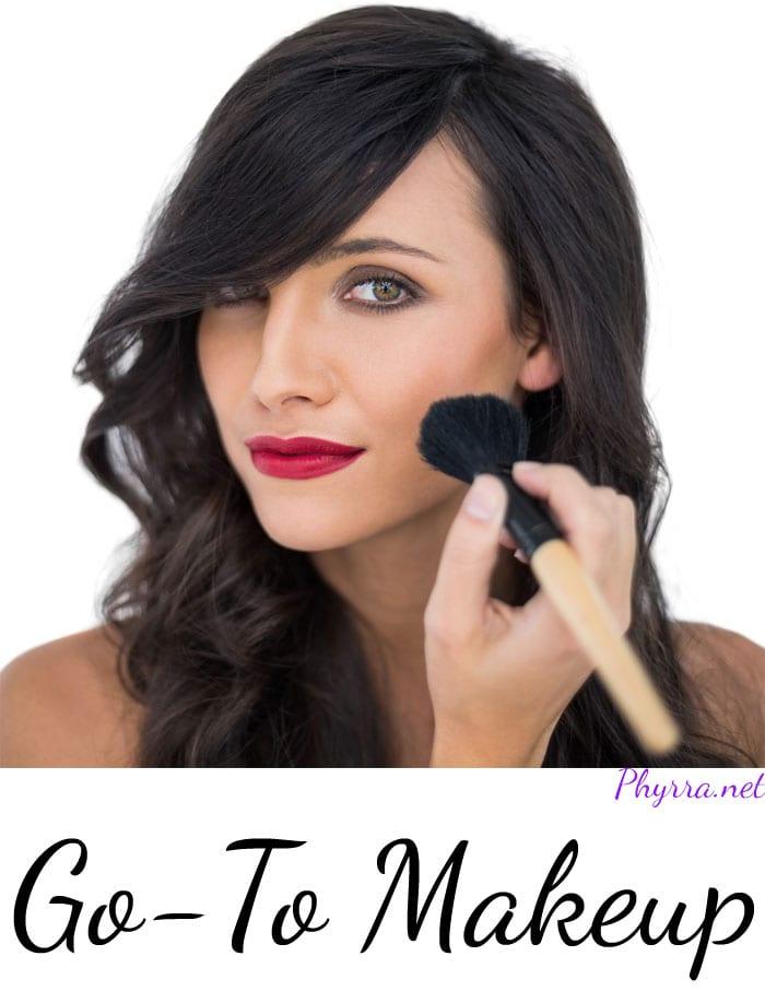 Go-To Makeup