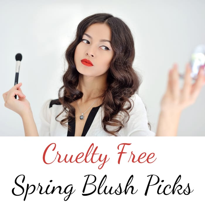2015 Cruelty Free Spring Blush Picks