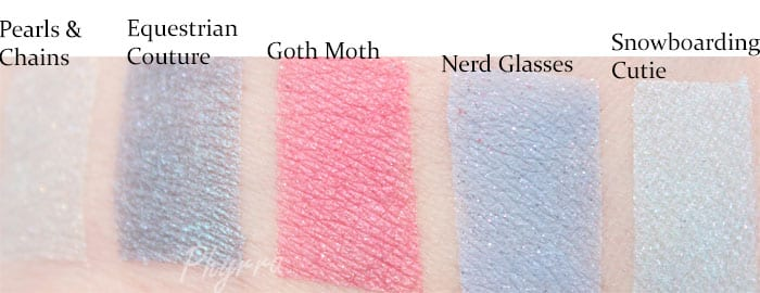Ghoul School Monster High Swatches Review Video