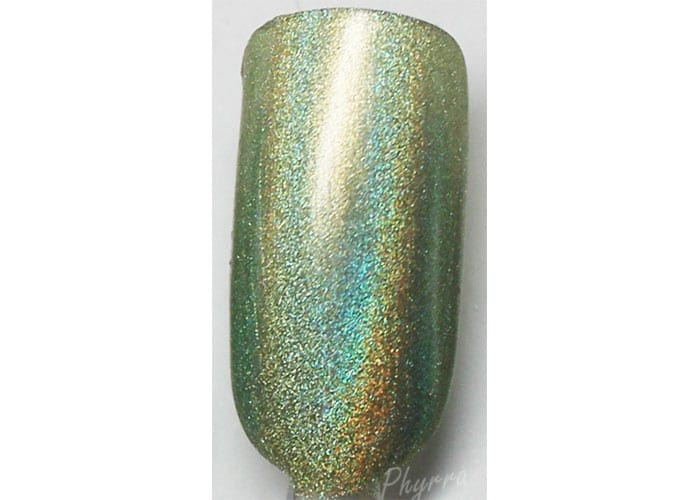 KBShimmer Ins and Sprouts Swatch