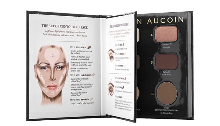 Kevyn Aucion The Contour Book The Art of Sculpting + Defining