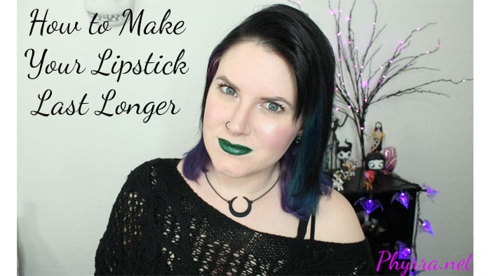 How to Make Your Lipstick Last Longer