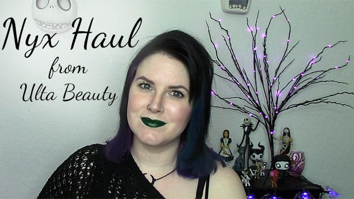 Nyx Haul from Ulta Beauty
