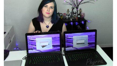 2015 and 2014 New Razer Blade Laptop Comparison
