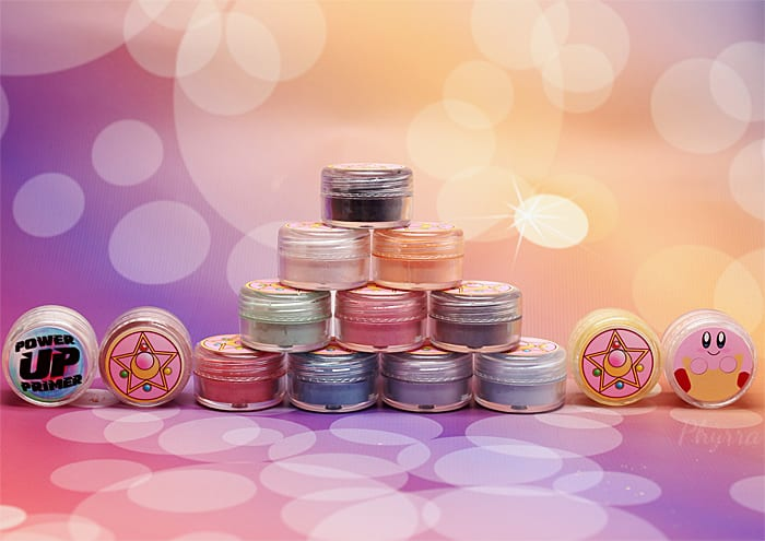 Geek Chic Moon Prism Power Makeup Collection Review and Swatches - Phyrra.net