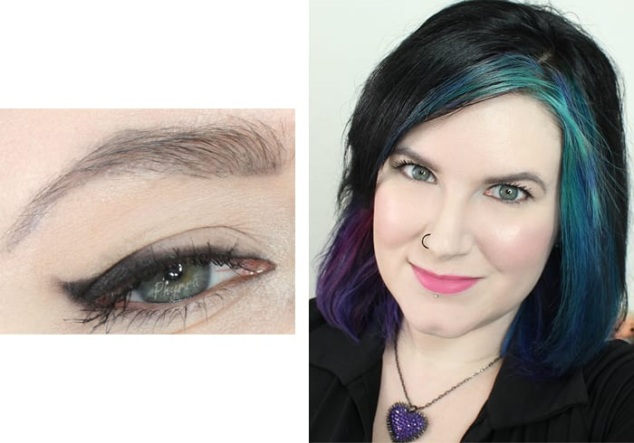 Smudge Your Cat Eye