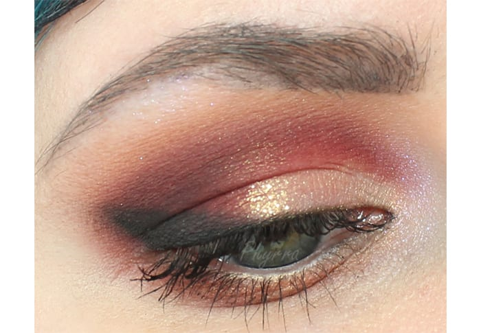 Valentine's Day Tutorial featuring Melt Cosmetics and Darling Girl Cosmetics