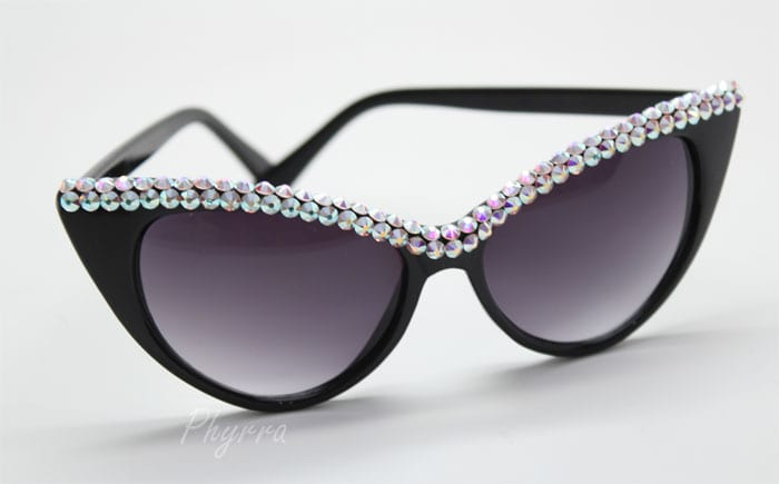 The Crystal Cult Veronica Sunglasses