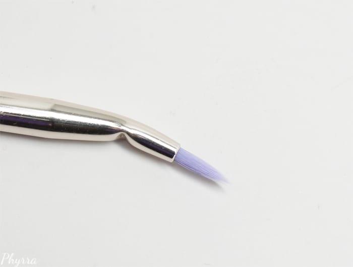 Purple #708PU Bent Eyeliner