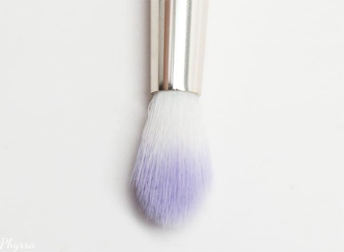 Purple #783PU Small Tapered Blending