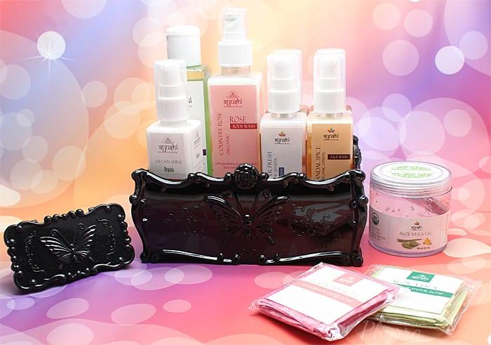 Ayushi Vegan Beauty Products - Phyrra.net